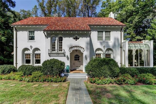 104 W Kemp Road, Greensboro, NC 27410 (MLS #992036) :: Greta Frye & Associates | KW Realty Elite