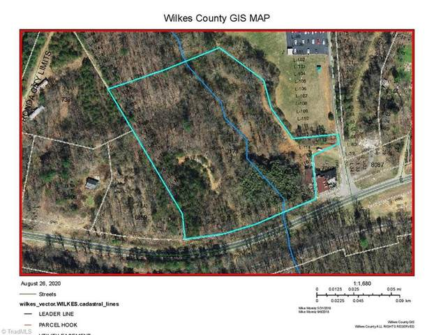 11650 Elkin Highway 268, Ronda, NC 28670 (MLS #992043) :: Ward & Ward Properties, LLC