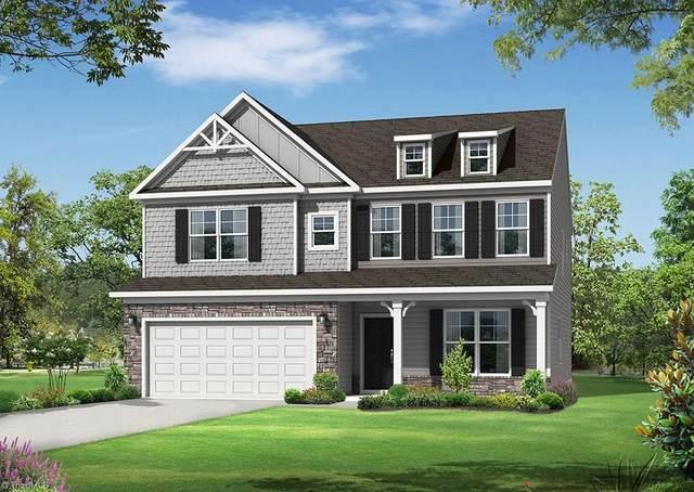 5173 Quail Forest Drive, Clemmons, NC 27012 (MLS #992090) :: Ward & Ward Properties, LLC