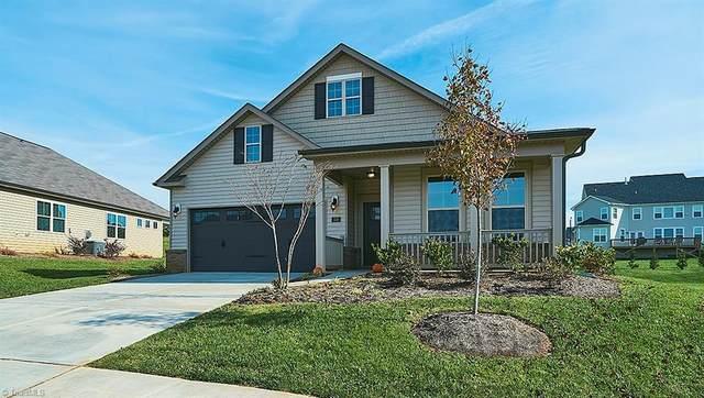 5120 Garnet Hill Drive #108, Clemmons, NC 27102 (MLS #992172) :: Berkshire Hathaway HomeServices Carolinas Realty