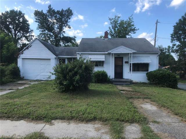 2211 Mcconnell Road, Greensboro, NC 27401 (MLS #992240) :: Greta Frye & Associates | KW Realty Elite