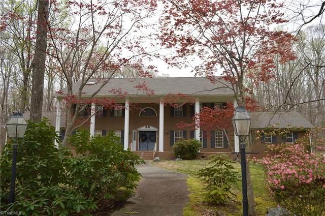 831 Lancelot Drive, Pleasant Garden, NC 27313 (MLS #992244) :: Lewis & Clark, Realtors®