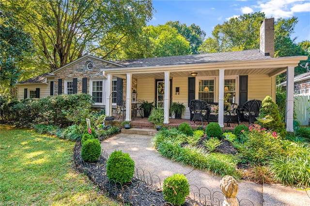 922 Kearns Avenue, Winston Salem, NC 27106 (MLS #992283) :: Ward & Ward Properties, LLC