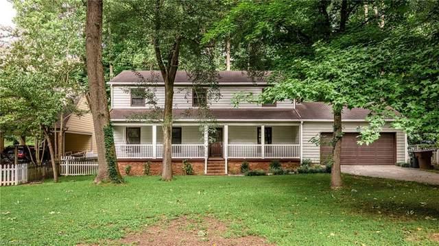 217 Green Valley Road, Greensboro, NC 27403 (MLS #992346) :: Greta Frye & Associates | KW Realty Elite