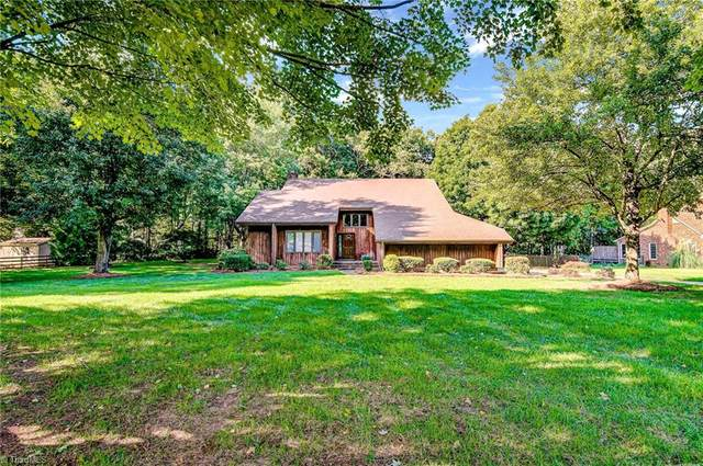 4603 Olde Forest Drive, Greensboro, NC 27406 (#992388) :: Premier Realty NC