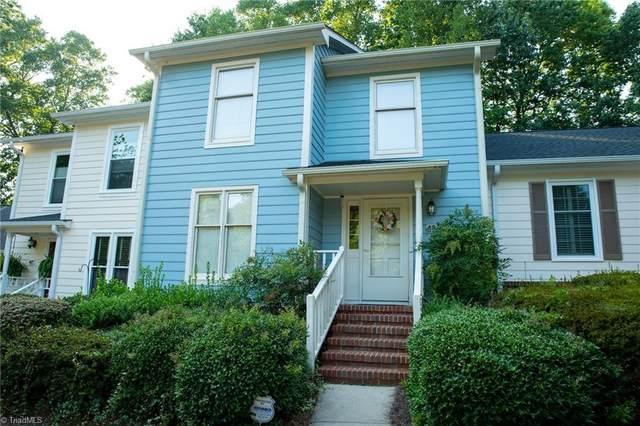 49 Brighton Place, Greensboro, NC 27410 (MLS #992503) :: Team Nicholson