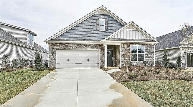 4130 Limestone Court Lot #124, Clemmons, NC 27012 (MLS #992529) :: Berkshire Hathaway HomeServices Carolinas Realty