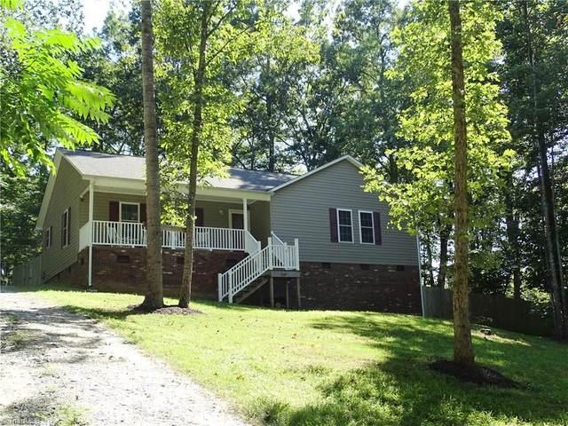 5103 Dogwood Trail, Asheboro, NC 27205 (MLS #992615) :: Ward & Ward Properties, LLC