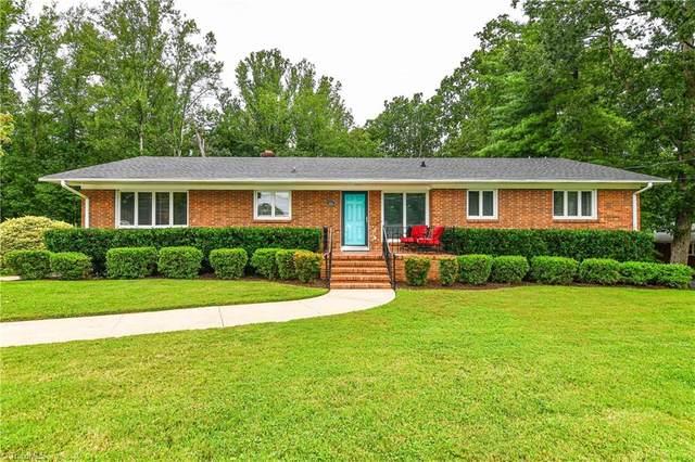 914 Oakcrest Drive, Reidsville, NC 27320 (MLS #992627) :: Greta Frye & Associates   KW Realty Elite