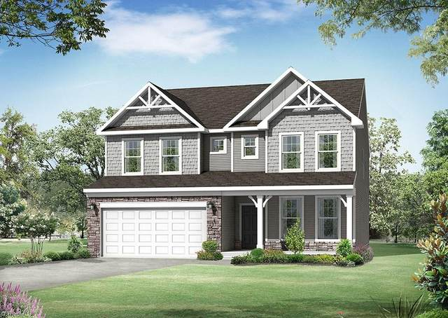 6494 Bluestone Park Drive, Clemmons, NC 27012 (MLS #992679) :: Team Nicholson
