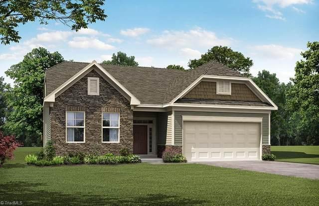 5161 Quail Forest Drive, Clemmons, NC 27012 (MLS #992683) :: Ward & Ward Properties, LLC