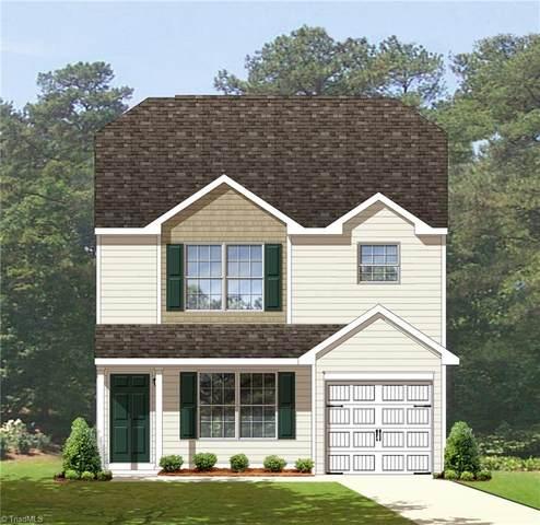 207 Glenoaks Drive, Lexington, NC 27292 (MLS #992717) :: Ward & Ward Properties, LLC