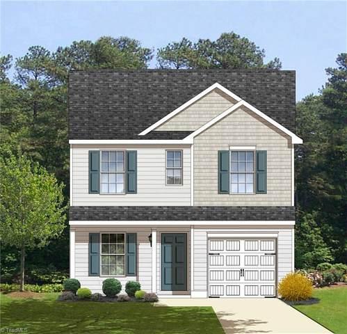 205 Glenoaks Drive, Lexington, NC 27292 (MLS #992720) :: Ward & Ward Properties, LLC