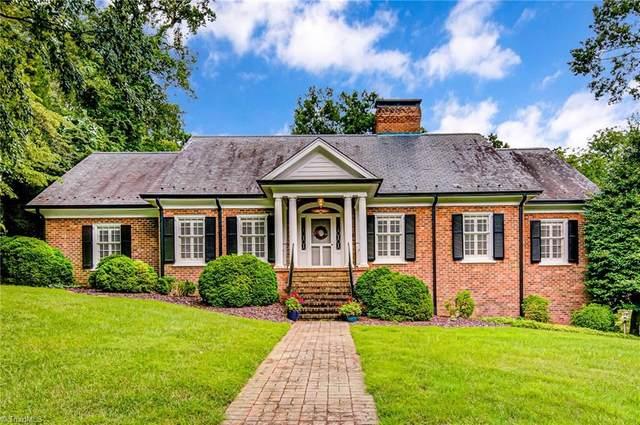 909 W Parkway Avenue, High Point, NC 27262 (MLS #992811) :: Ward & Ward Properties, LLC