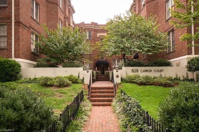 828 N Elm Street B6, Greensboro, NC 27401 (MLS #992825) :: Greta Frye & Associates   KW Realty Elite