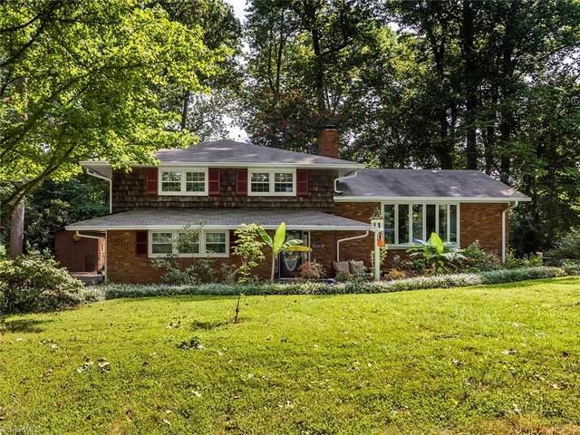 2202 Lynwood Drive, Greensboro, NC 27406 (#992874) :: Premier Realty NC