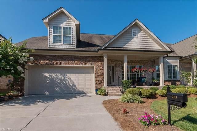 203 Jordan Ridge Way, Jamestown, NC 27282 (MLS #992968) :: Berkshire Hathaway HomeServices Carolinas Realty