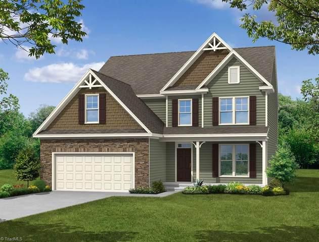 6482 Bluestone Park Drive, Clemmons, NC 27012 (MLS #992992) :: Ward & Ward Properties, LLC