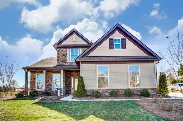 6488 Bluestone Park Drive, Clemmons, NC 27012 (MLS #993004) :: Ward & Ward Properties, LLC
