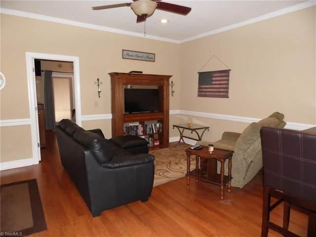 40 Club Villa Drive #505, Roaring Gap, NC 28668 (#993027) :: Premier Realty NC