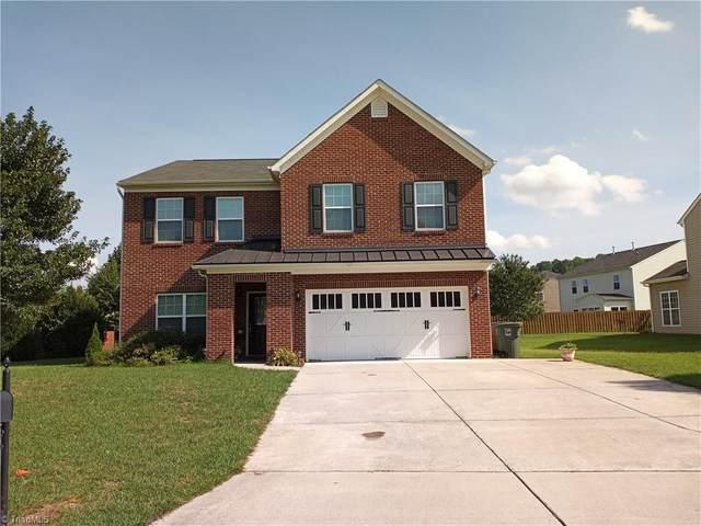5416 Broadleaf Road, Summerfield, NC 27358 (MLS #993081) :: Berkshire Hathaway HomeServices Carolinas Realty