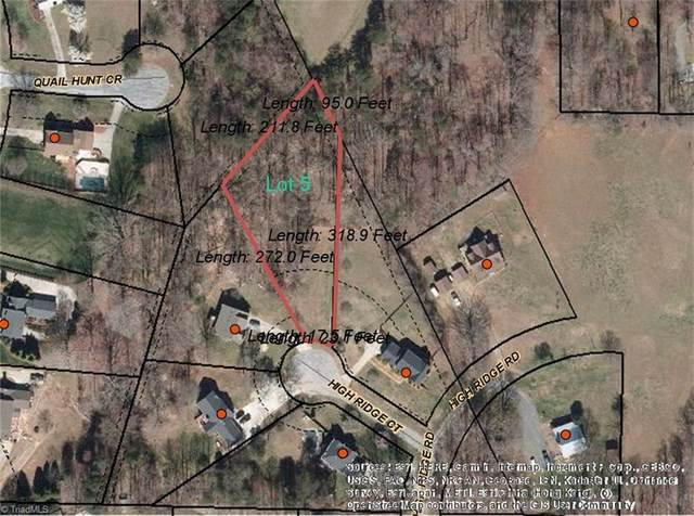 4710 High Ridge Court, Kernersville, NC 27284 (MLS #993144) :: Berkshire Hathaway HomeServices Carolinas Realty