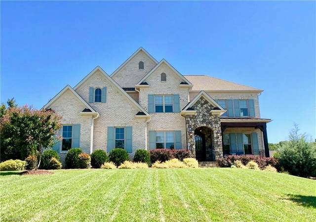 1336 Pheasant Lane, Winston Salem, NC 27106 (MLS #993341) :: Greta Frye & Associates | KW Realty Elite