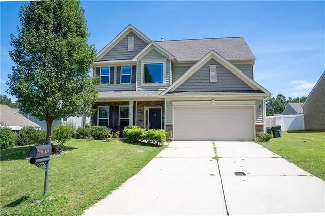 120 Rosemont Lane, Lexington, NC 27295 (MLS #993394) :: Ward & Ward Properties, LLC