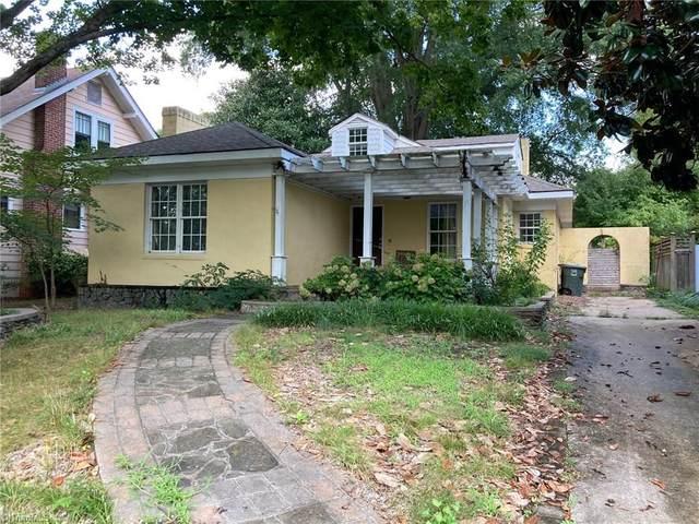 308 Aberdeen Terrace, Greensboro, NC 27403 (MLS #993429) :: Team Nicholson