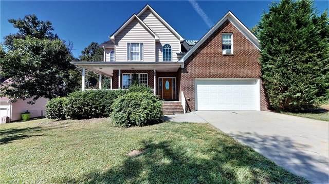 403 Beech Ridge Road, Thomasville, NC 27360 (#993446) :: Mossy Oak Properties Land and Luxury