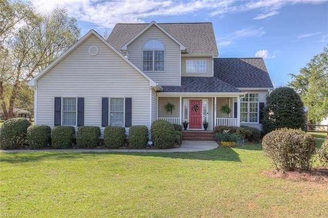 8203 Jessup Court, Greensboro, NC 27455 (MLS #993488) :: Ward & Ward Properties, LLC
