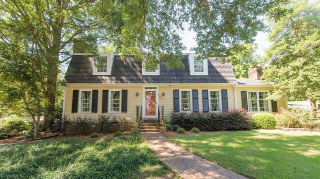 300 Overbrook Drive, Lexington, NC 27292 (MLS #993515) :: Team Nicholson