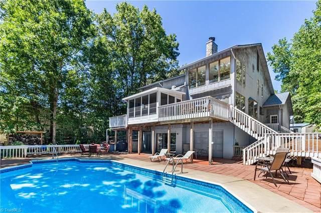 109 Green Heron Drive, Lexington, NC 27292 (MLS #993532) :: Ward & Ward Properties, LLC