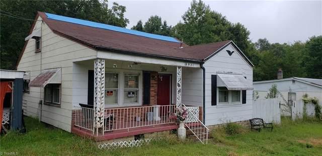 3921 Eastland Avenue, Greensboro, NC 27401 (MLS #993717) :: Greta Frye & Associates | KW Realty Elite