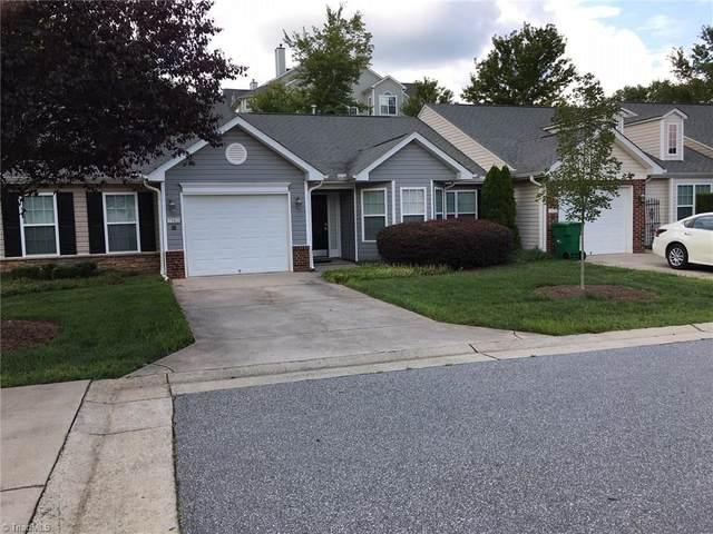 7163 Green Ivy Court, Lewisville, NC 27023 (MLS #993771) :: Ward & Ward Properties, LLC