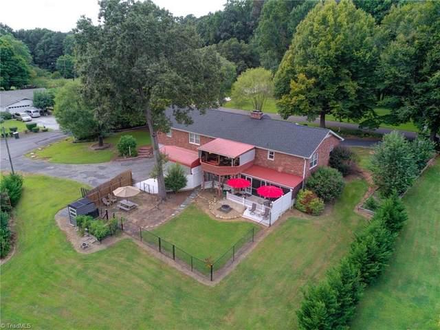4950 Lombardy Lane, Winston Salem, NC 27103 (MLS #993777) :: Berkshire Hathaway HomeServices Carolinas Realty