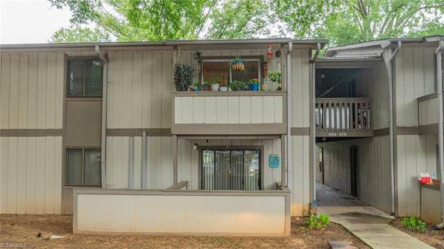 2240 Sunderland Road 51N, Winston Salem, NC 27103 (MLS #993798) :: Greta Frye & Associates | KW Realty Elite