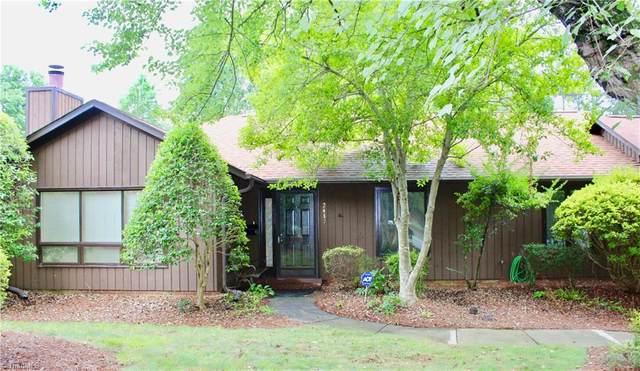 2417 Cottage Place, Greensboro, NC 27455 (MLS #993835) :: Berkshire Hathaway HomeServices Carolinas Realty