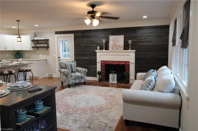 202 Carolina Circle, Winston Salem, NC 27104 (MLS #993884) :: Berkshire Hathaway HomeServices Carolinas Realty