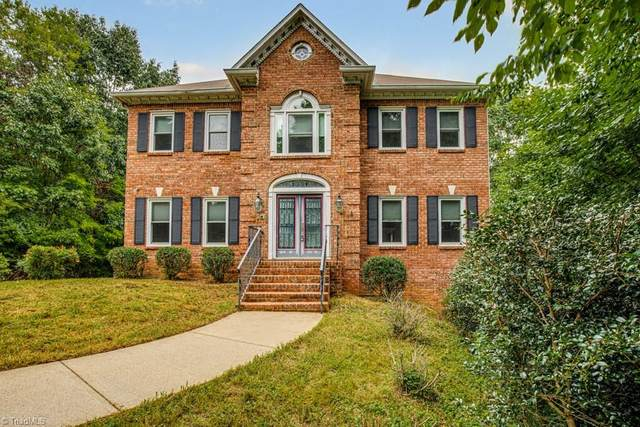 8304 Tralee Road, Clemmons, NC 27012 (#993910) :: Premier Realty NC