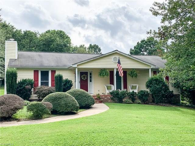 7105 N River Road, Oak Ridge, NC 27310 (MLS #993925) :: Ward & Ward Properties, LLC