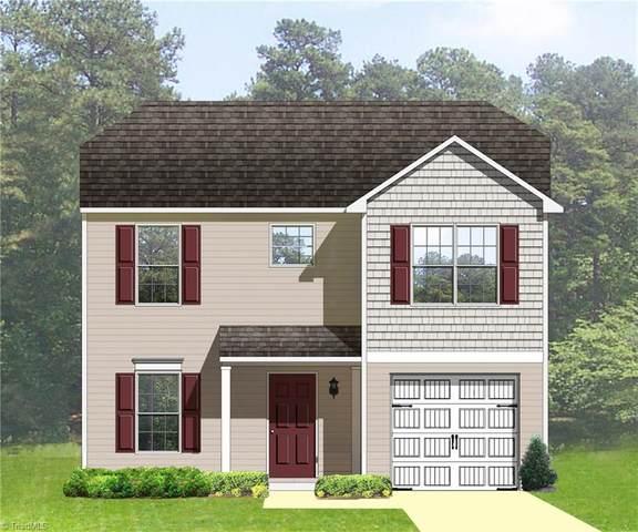 211 Glenoaks Drive, Lexington, NC 27292 (MLS #993971) :: Ward & Ward Properties, LLC