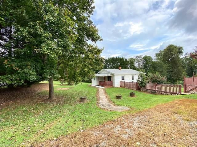 160 Glenwood Drive, North Wilkesboro, NC 28659 (MLS #994007) :: Ward & Ward Properties, LLC