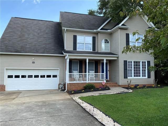 4405 Greenfield Way Drive, Winston Salem, NC 27103 (MLS #994027) :: Berkshire Hathaway HomeServices Carolinas Realty