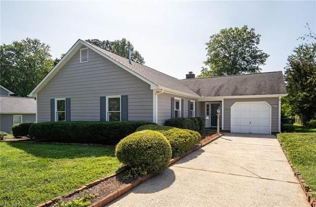 3501 Cardinal Ridge Drive, Greensboro, NC 27410 (MLS #994055) :: Greta Frye & Associates | KW Realty Elite