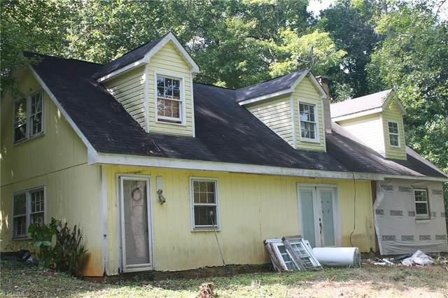 5563 Providence Farm Drive, Pleasant Garden, NC 27313 (MLS #994067) :: Ward & Ward Properties, LLC