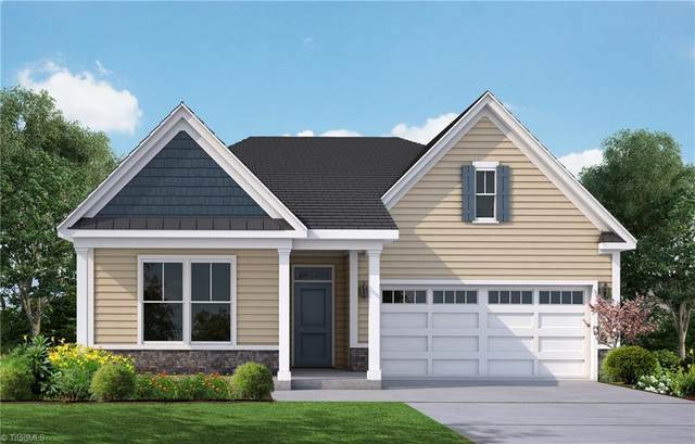 1623 Silver Lake Drive, Kernersville, NC 27284 (MLS #994072) :: Ward & Ward Properties, LLC