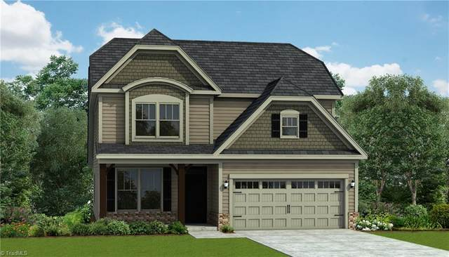 1614 Silver Lake Drive, Kernersville, NC 27284 (MLS #994073) :: Ward & Ward Properties, LLC