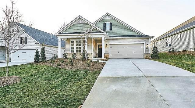 5050 Garnet Hill Drive #82, Clemmons, NC 27012 (MLS #994088) :: Berkshire Hathaway HomeServices Carolinas Realty