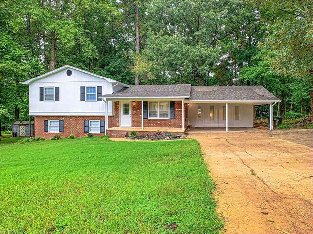 137 Wrenn Drive, Lexington, NC 27292 (#994092) :: Premier Realty NC